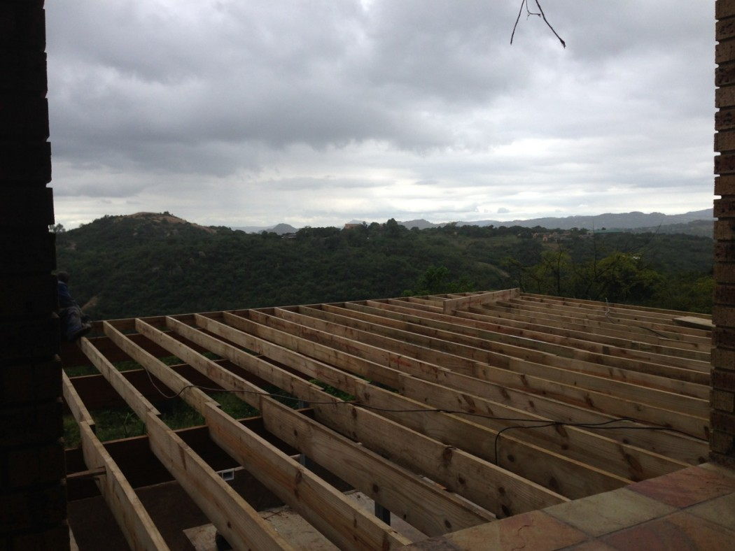 Timber decking in Nelspruit
