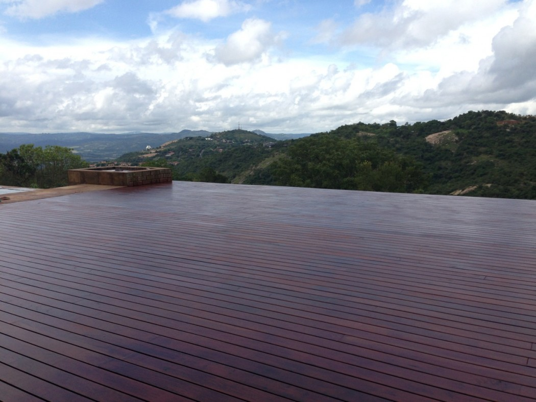 Teak decking Nelspruit